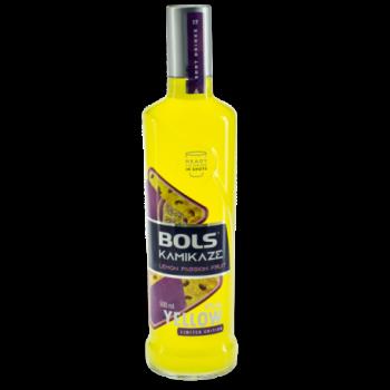 BOLS KAMIKADZE YELLOW 0,5L