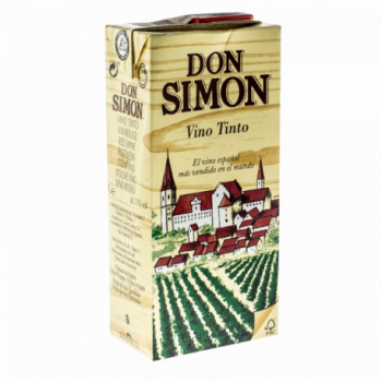 DON SIMON TINTO 1L KAR.R