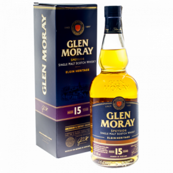 GLEN MORAY 15YO