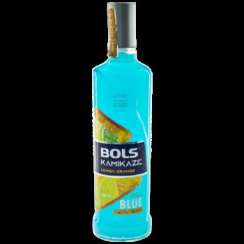 BOLS KAMIKADZE BLUE 0,5L