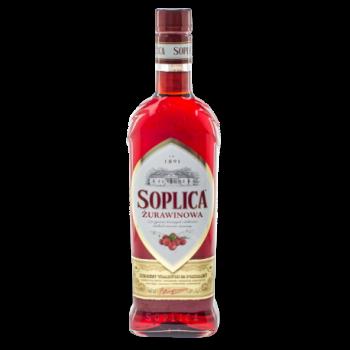 SOPLICA ŻURAWINOWA 0,5L