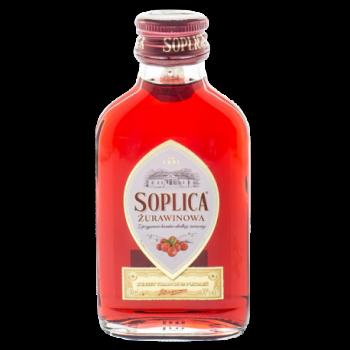 SOPLICA ŻURAWINA 0,1L
