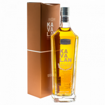 KAVALAN SINGLE MALT 0,7L
