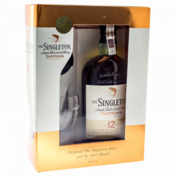SINGLETON OF DUFFTOWN 0,7L+SZK