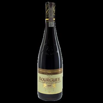 BOURGUEIL CARACTERES 0,75L