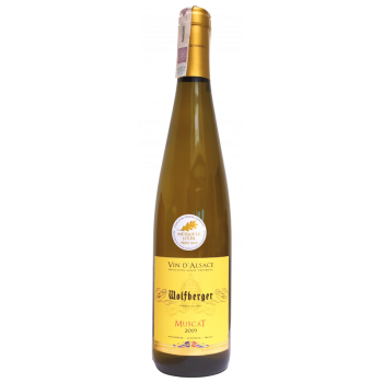 MUSCAT WOLFBERGER 2019 0,75L