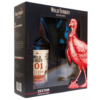 Wild Turkey 101 Proof...
