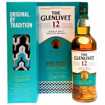 The Glenlivet 12 YO +...
