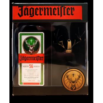 JAGERMAISTER 0.7L + NALEWAK
