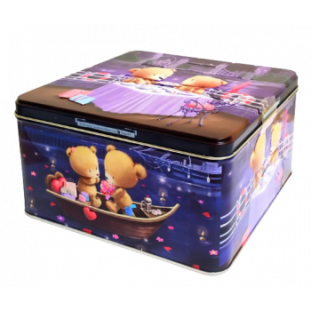 Ciastka Sweet Teddies Tin 240g