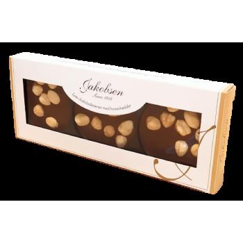 Jakobsen 3 czekoladowe...
