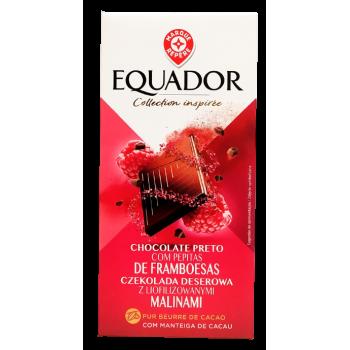 Equador Czekolada Malinowa...