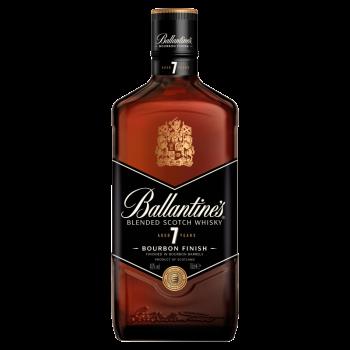 BALLANTINES 7 BOURBON FIN 0,7L