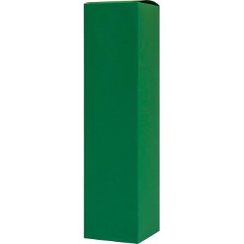 Kartonik na 1 butelkę zielony