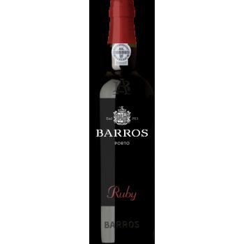 PORTO BARROS RUBY 0,75L