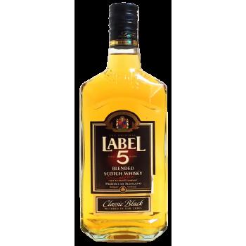 LABEL 5 0,5L