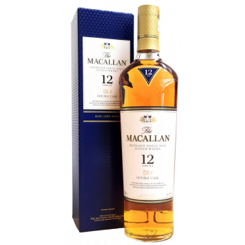 MACALLAN 12YO DOUBLE CASK 0,7L
