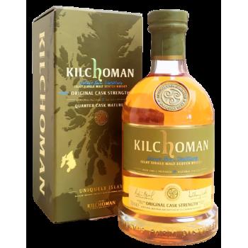 KILCHOMAN SINGLE CASK 0,7L