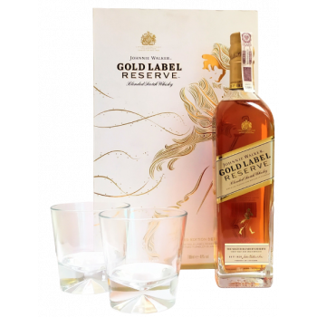 JW GOLD LABEL SZKLANKI 0,7 201