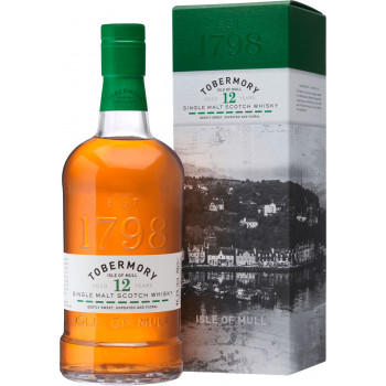 Tobermory Single Malt 12YO
