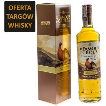 FAMOUSE  GROUSE 0,7L BOURBON