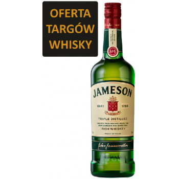 Jameson Irish Whiskey 700 ml