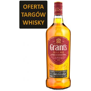 Grant's Triple Wood Scotch...