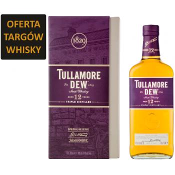 Tullamore D.E.W. 12 YO...