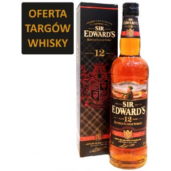 SIR EDWARDS 12YO 0,7L