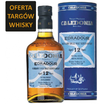 Edradour 12 Years Old...