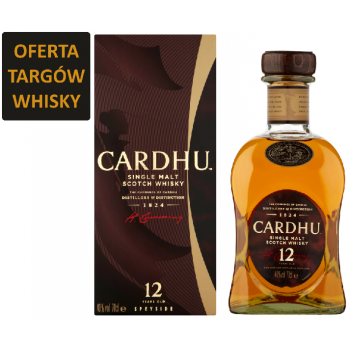 Cardhu 12 YO Single Malt...