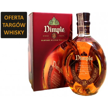DIMPLE WHISKY 0,7L