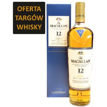 MACALLAN 12LAT TRIPPELL  0,7L