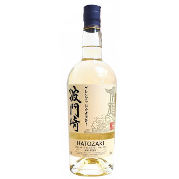 HATOZAKI BLENDED WHISKY 0,7L