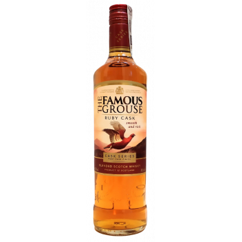 FAMOUSE GROUSE RUBY CASK 0,7L