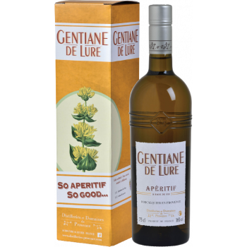 GENTIANE DE LURE  0,75L