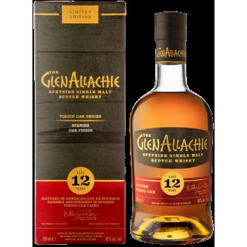 GLENALLACHIE 12YO SPANISH 0,7L