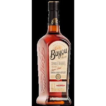 Rum Bayou Single Barrel 0,7