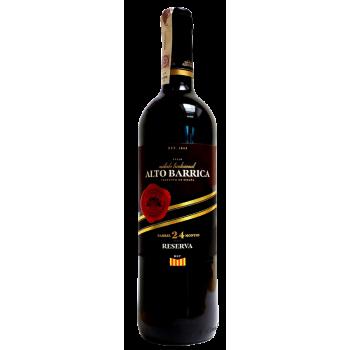 ALTO BARRICA RESERVA 0,75L