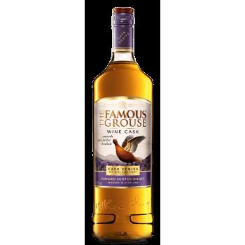 FAMOUSE GROUSE WINE CASK 0,7L