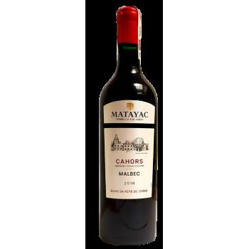 CAHORS MATAYAC 2018  0,75L