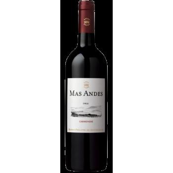 MAS ANDES CARMENERE 0,75L
