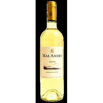 MAS ANDES SAVIGNON BLANC 0,75L
