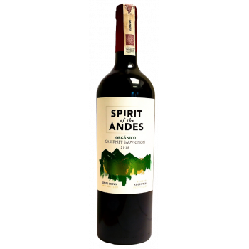SPIRIT OF ANDES CABERNET...