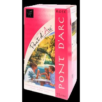 PONT D'ARC CEVENNES ROSE 5L