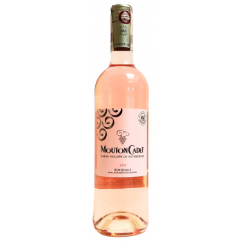 MOUTON CADET BORDEAUX ROSE...