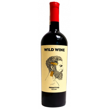 WILD WINE PRIMITIVO 0,75L
