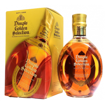 DIMPLE WHISKY GOLDEN SELE 0,7L