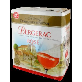 AOC BERGERAC ROSE BIB 3L