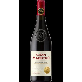 GRAN MAESTRO ROSSO PUGLI 0,75L